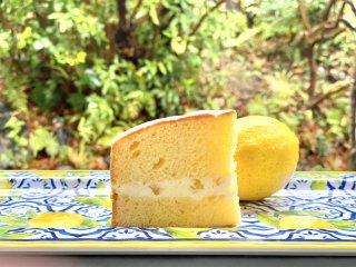 【クール冷凍便】愛媛県産レモンのヴィクトリアケーキ