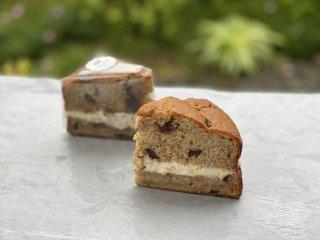 【クール冷凍便】チョコバナナのヴィクトリアケーキ