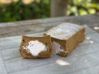 【クール冷凍便】米粉のほうじ茶生パウンド