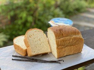 【クール冷凍便】マスカルポーネとバニラ(季節のプレミアム食パン)