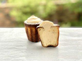 【クール冷凍便】バニラとカスタードのクリームカヌレ