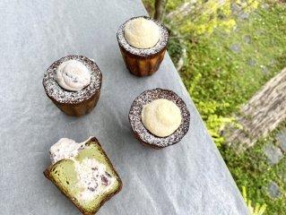 【クール冷凍便】抹茶と小豆のクリームカヌレ