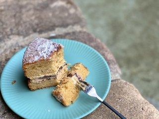 【クール冷凍便】きなこのヴィクトリアケーキ
