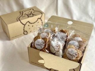 【常温】国産小麦クッキーセットS(8個入)