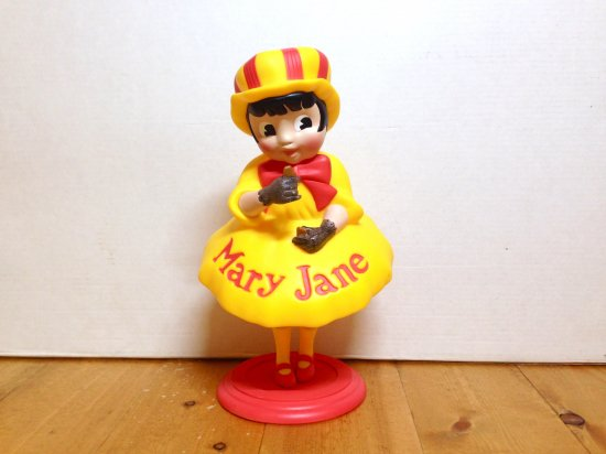 NECCO Mary Jane Candy Girl Doll