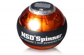 NSDスピナー PB-688C アンバー カウンター搭載 手動式 中級者用 練習用 日常トレーニング向け