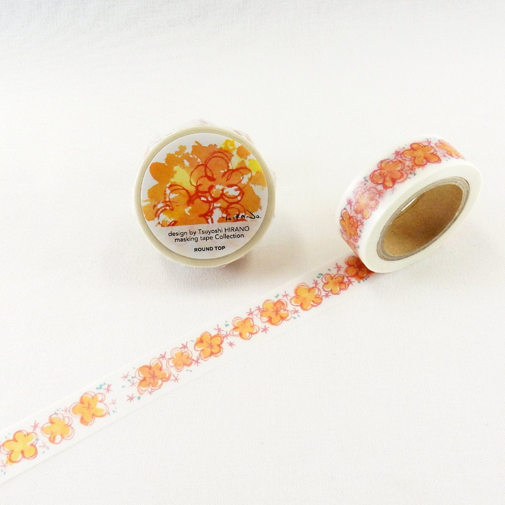 Tsuyoshi HIRANO- マスキングテープ / YEROW PASSION.