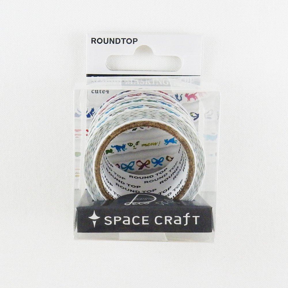 space craft - マスキングテープ /cute4