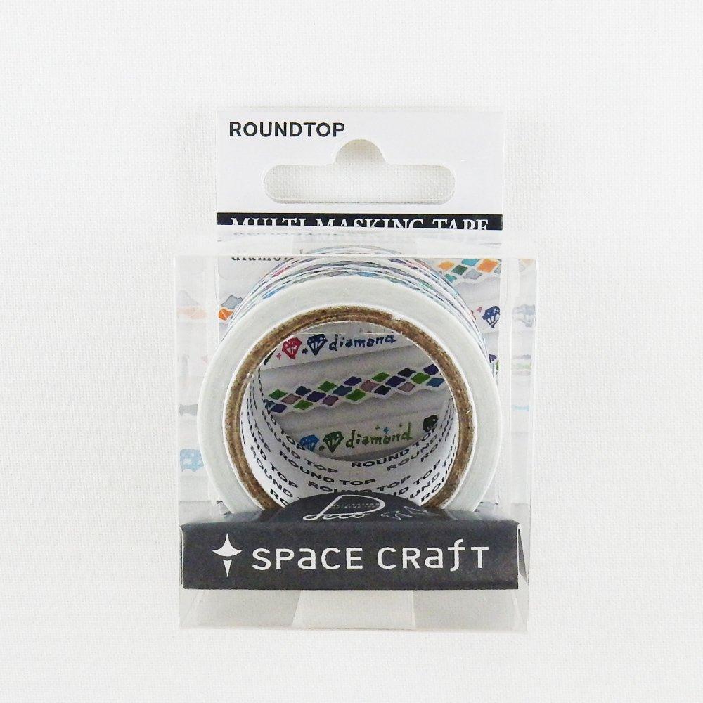 space craft - マスキングテープ /diamond4
