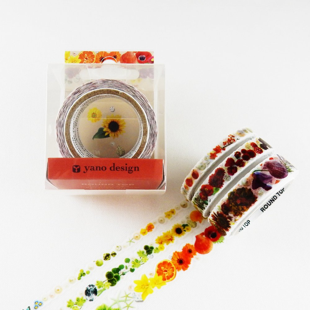 yano design - マスキングテープ Multi Masking Tape / Shell&Colorful:3