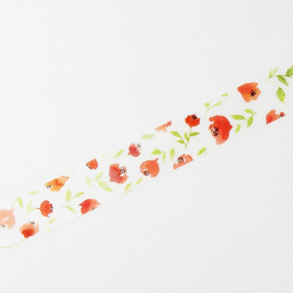 MiriKulo:rer- マスキングテープ DESIGN no.2 / flower2