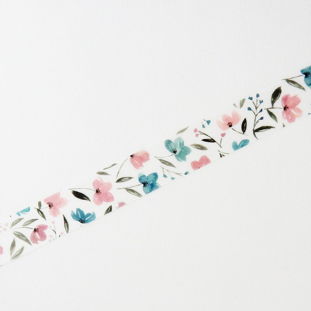MiriKulo:rer- マスキングテープ DESIGN no.2 / flower3