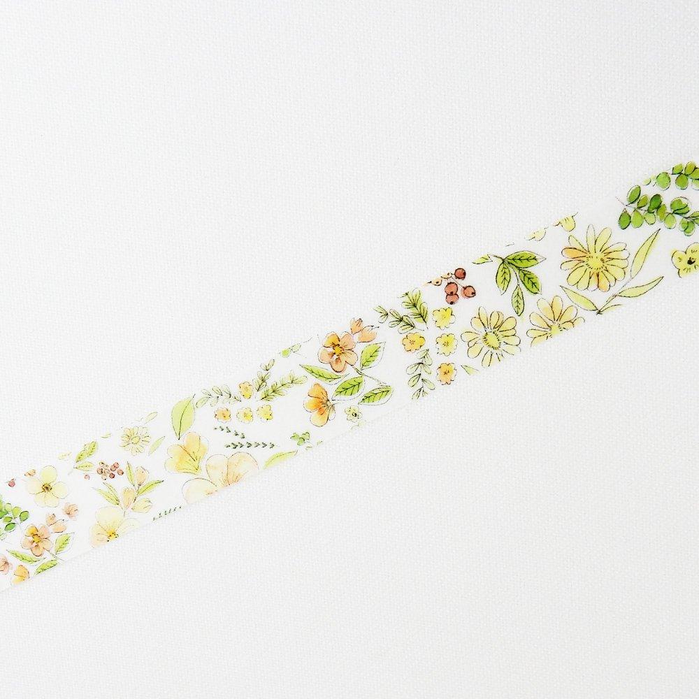MiriKulo:rer- マスキングテープ DESIGN no.2 / flower4