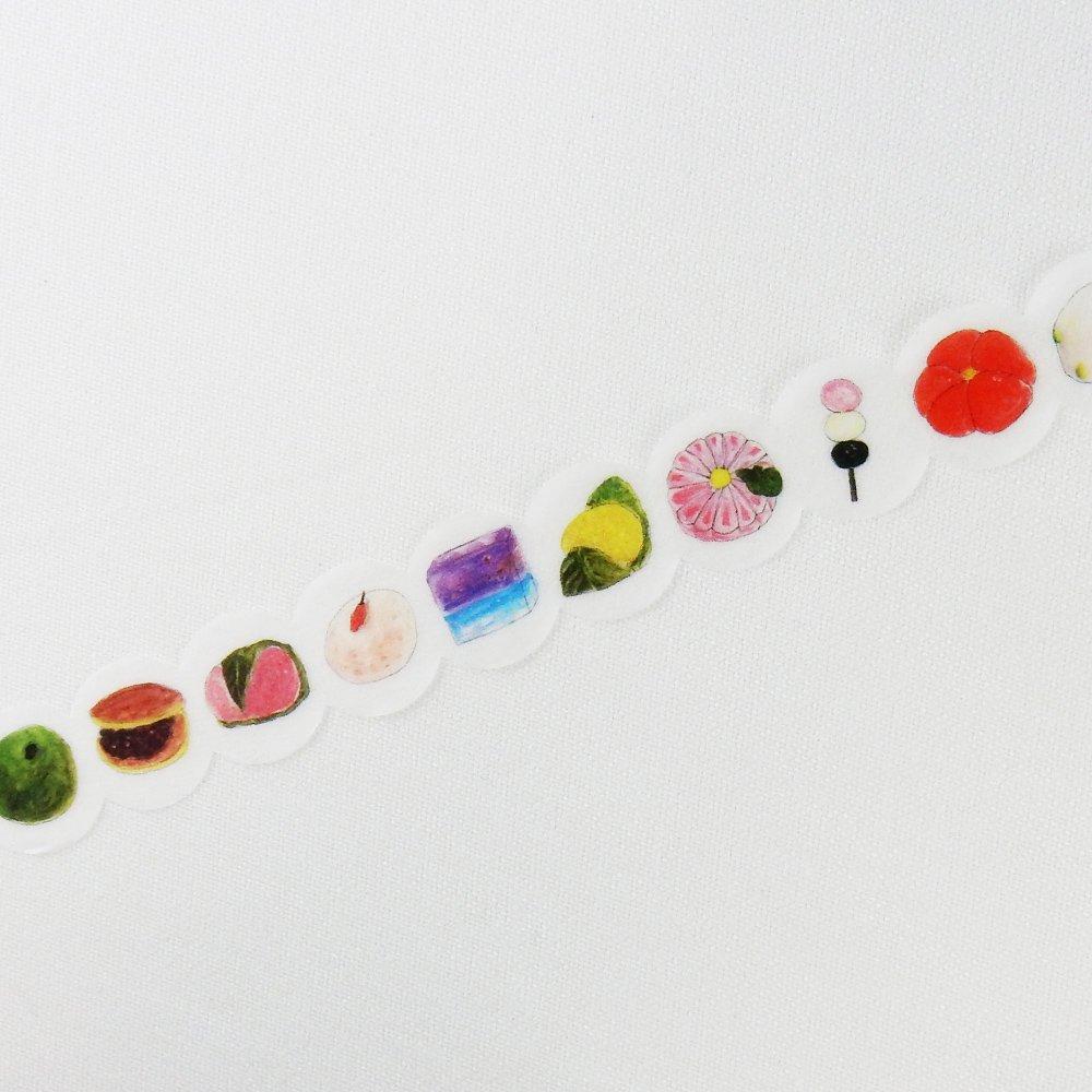 HIRANO TOSHIYUKI - マスキングテープ / 和菓子
