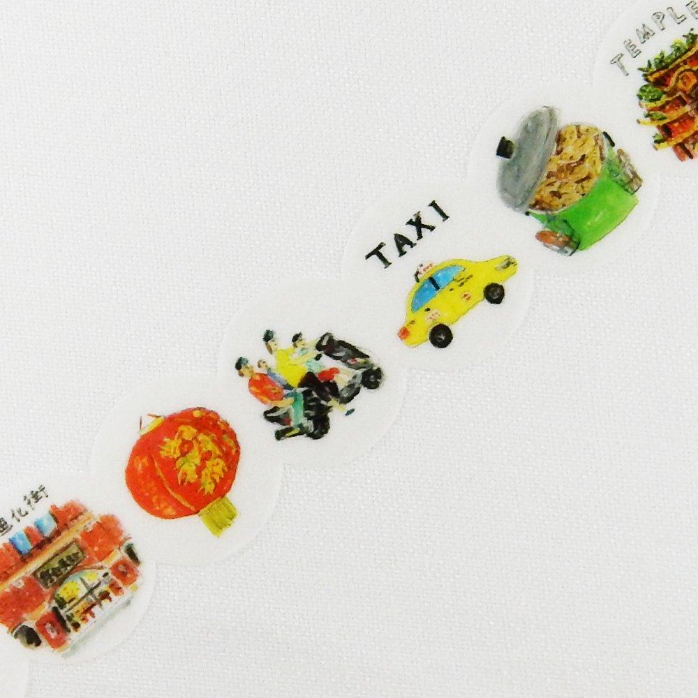 HIRANO TOSHIYUKI - マスキングテープ / TAIWAN TRAVEL