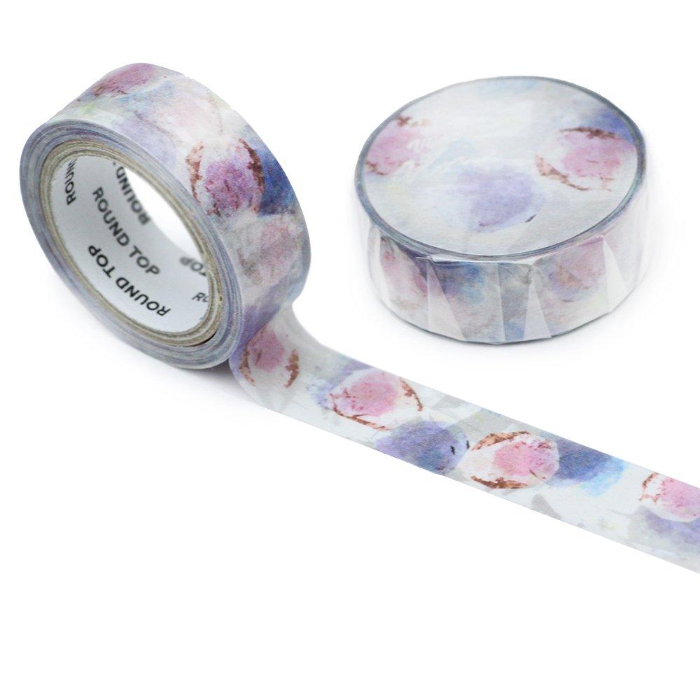 Atelier Noir- マスキングテープ 紫色の果実