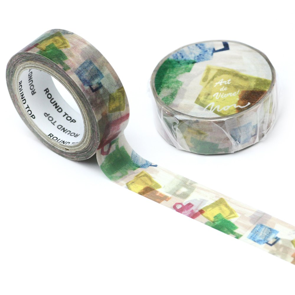 Atelier Noir- マスキングテープ マグカップコレクション