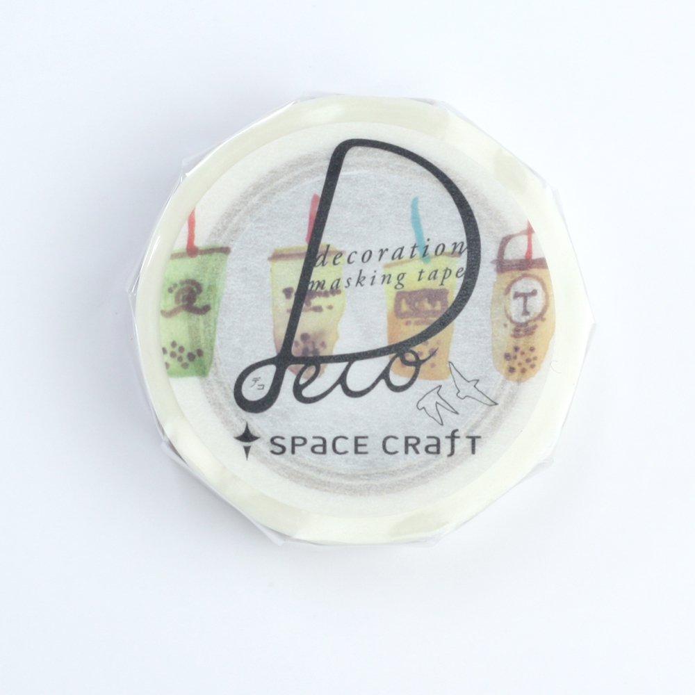 space craft - マスキングテープ / Tapioca