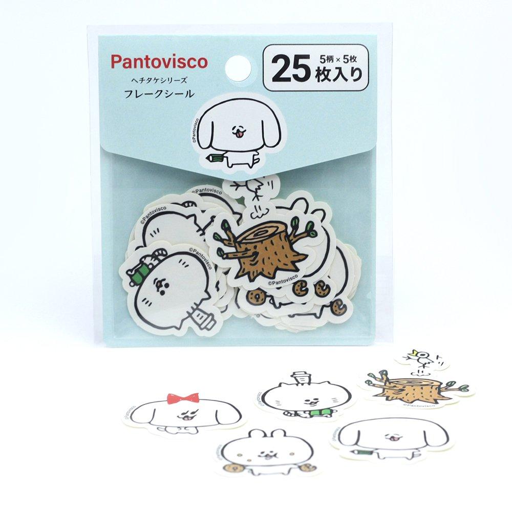 Pantovisco - フレークシール / 001