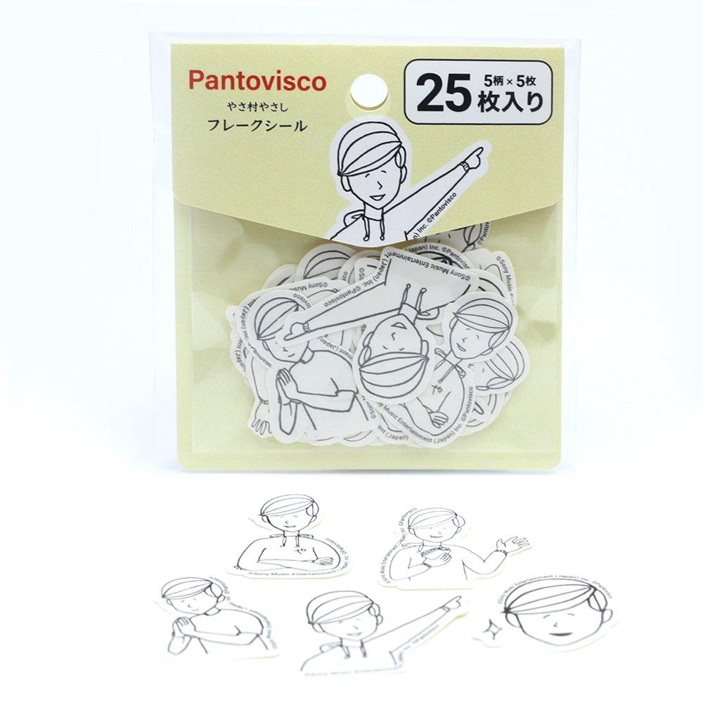 Pantovisco - フレークシール / 002