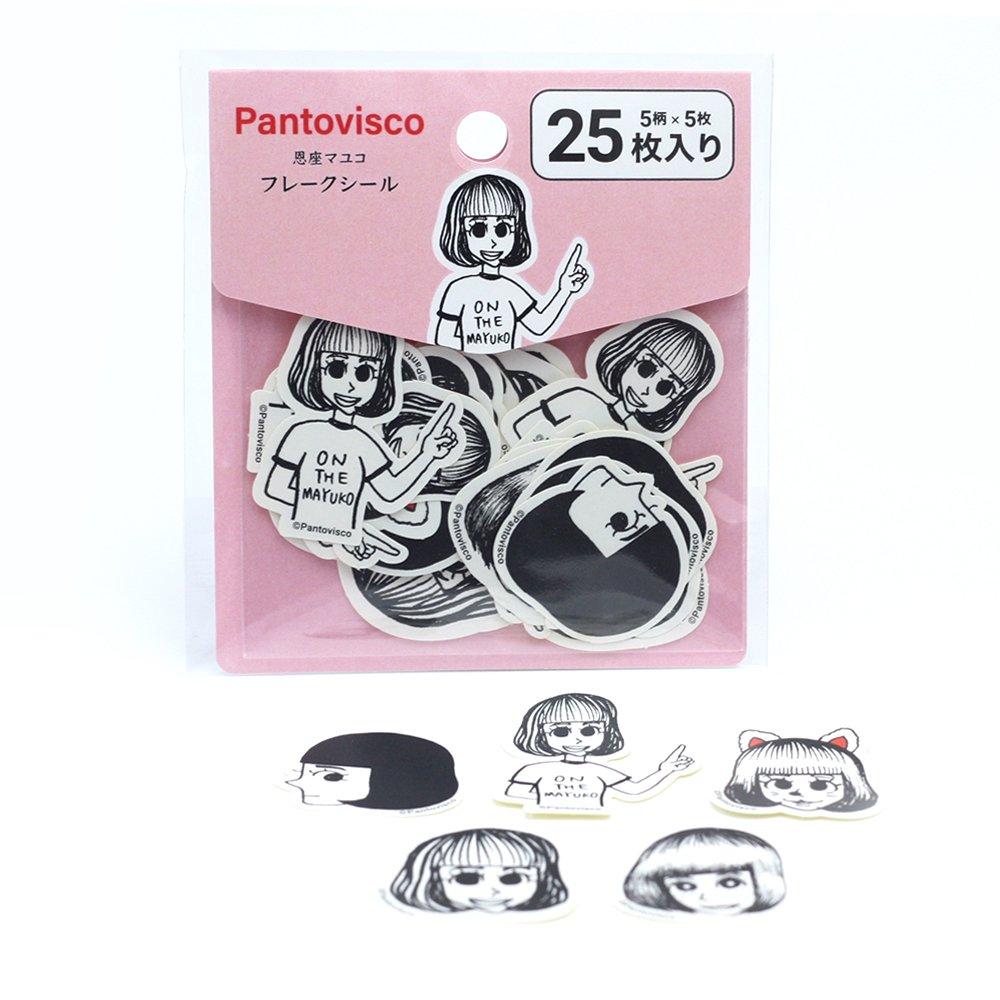 Pantovisco - フレークシール / 004