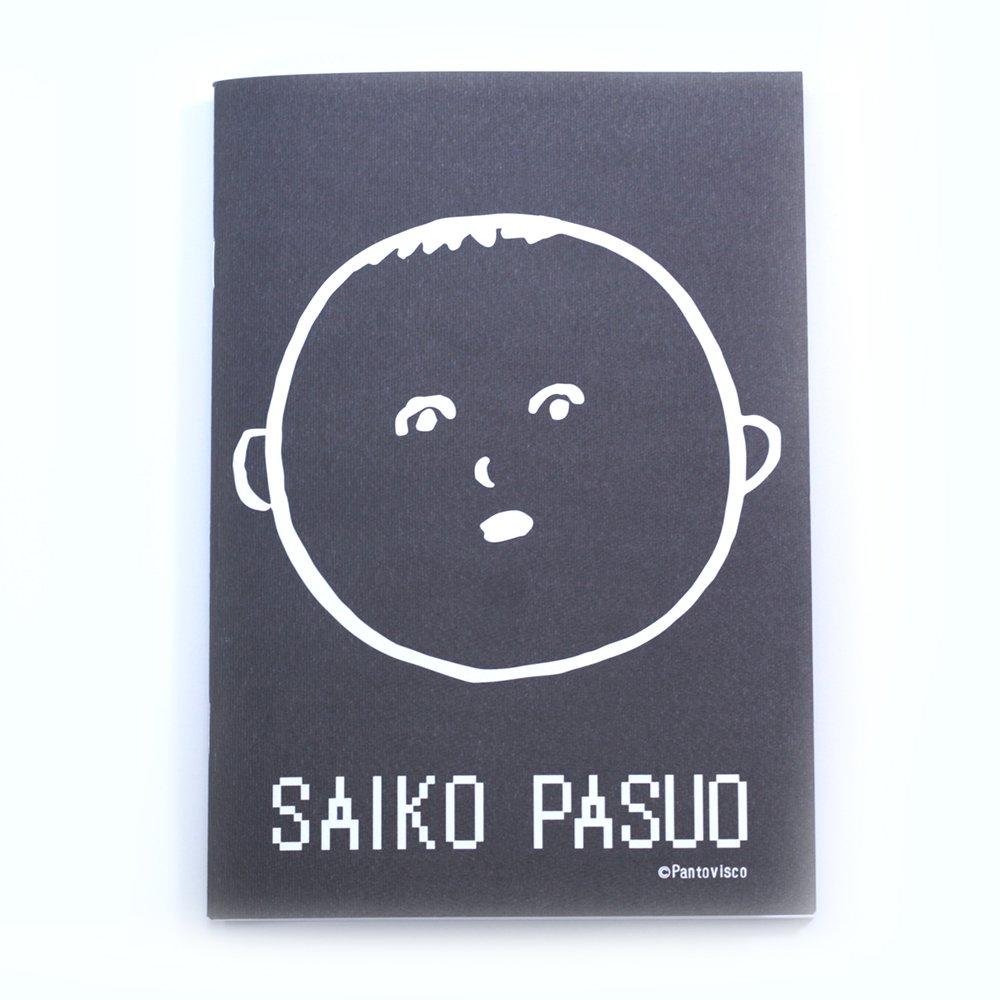 Pantovisco - A5 ノート / 006