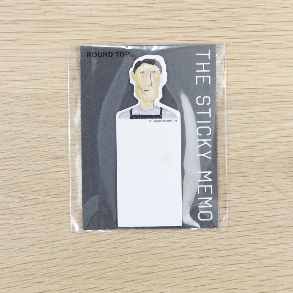 HIRANO TOSHIYUKI - 限定付箋 / 003
