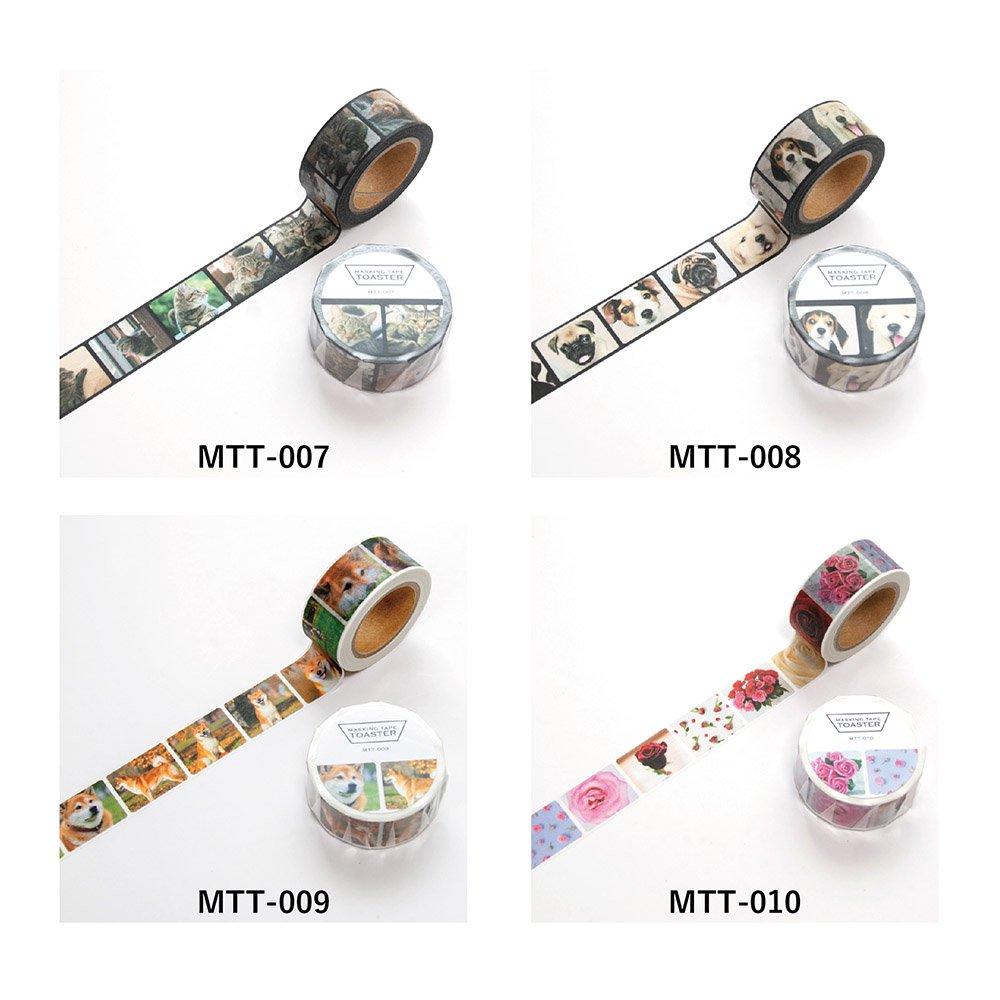 ファブリックシリーズ/マスキングテープ(MTT-007-010)