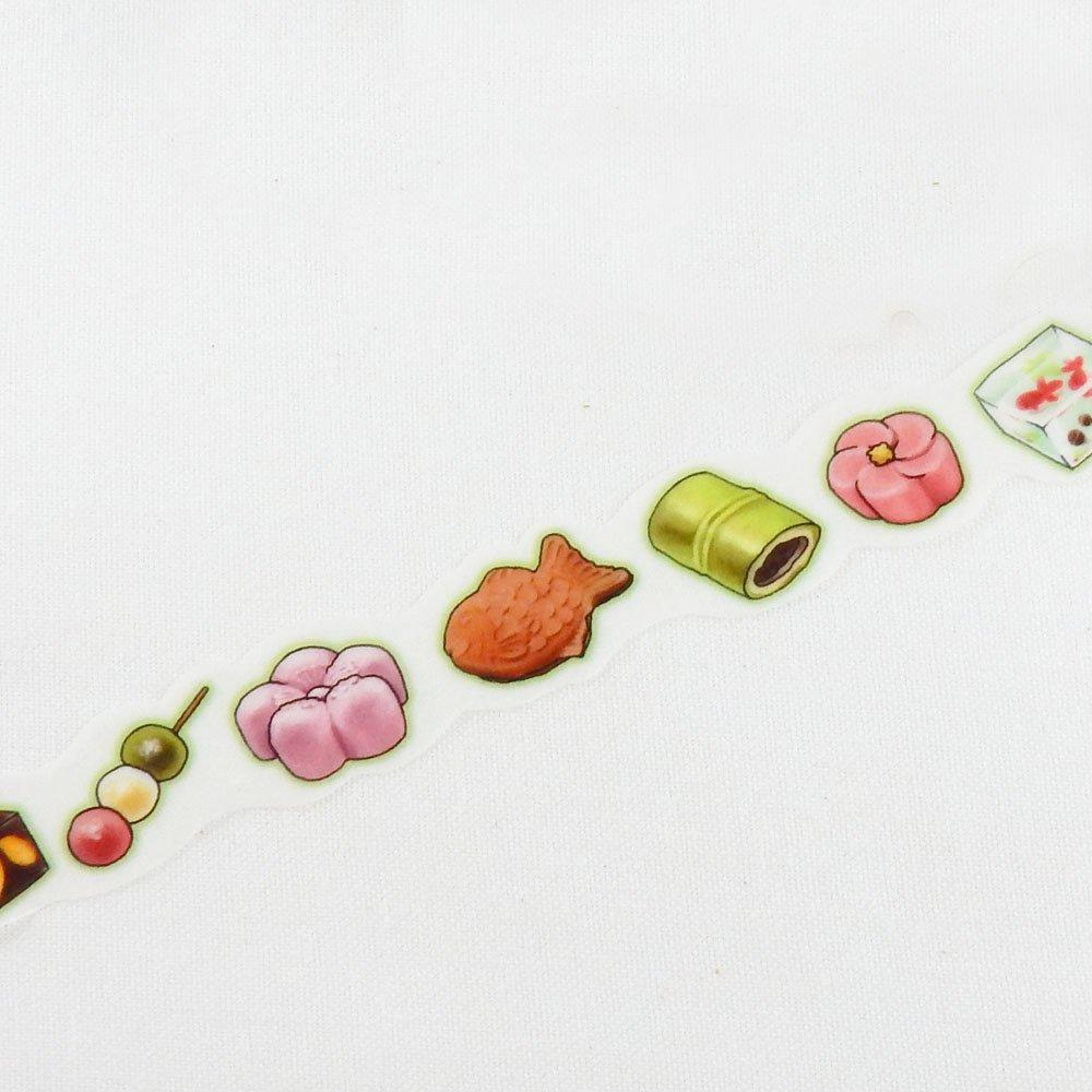 yano design - 型抜きマスキングテープ series natural vol.2 / 和菓子