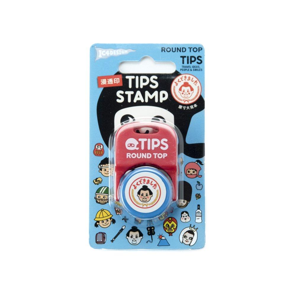 TIPS - STAMP / よくできました 赤