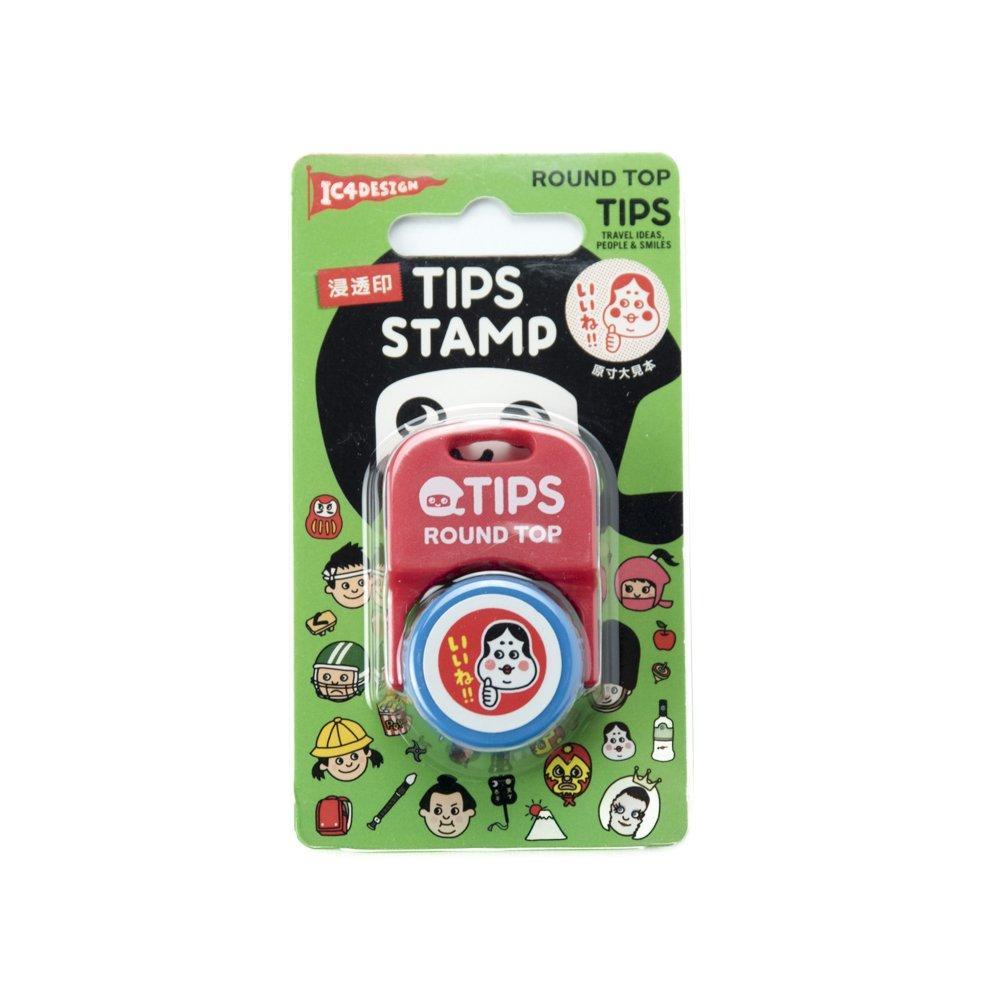 TIPS - STAMP / いいね 赤