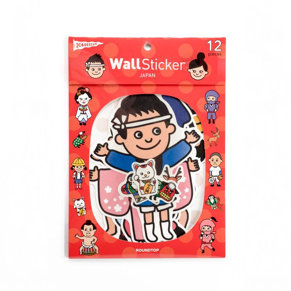 TIPS - ウォールステッカー / JAPAN