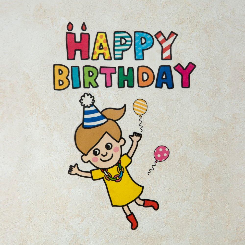 TIPS - ウォールステッカー / HAPPY BIRTHDAY
