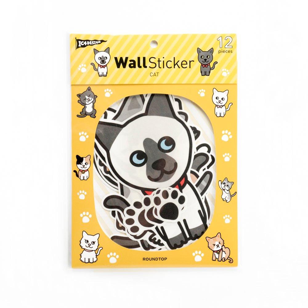 TIPS - ウォールステッカー / CAT
