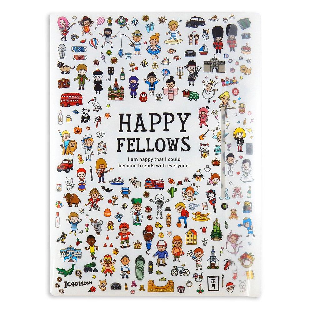 TIPS - ファイルケース / HAPPY FELLOWS