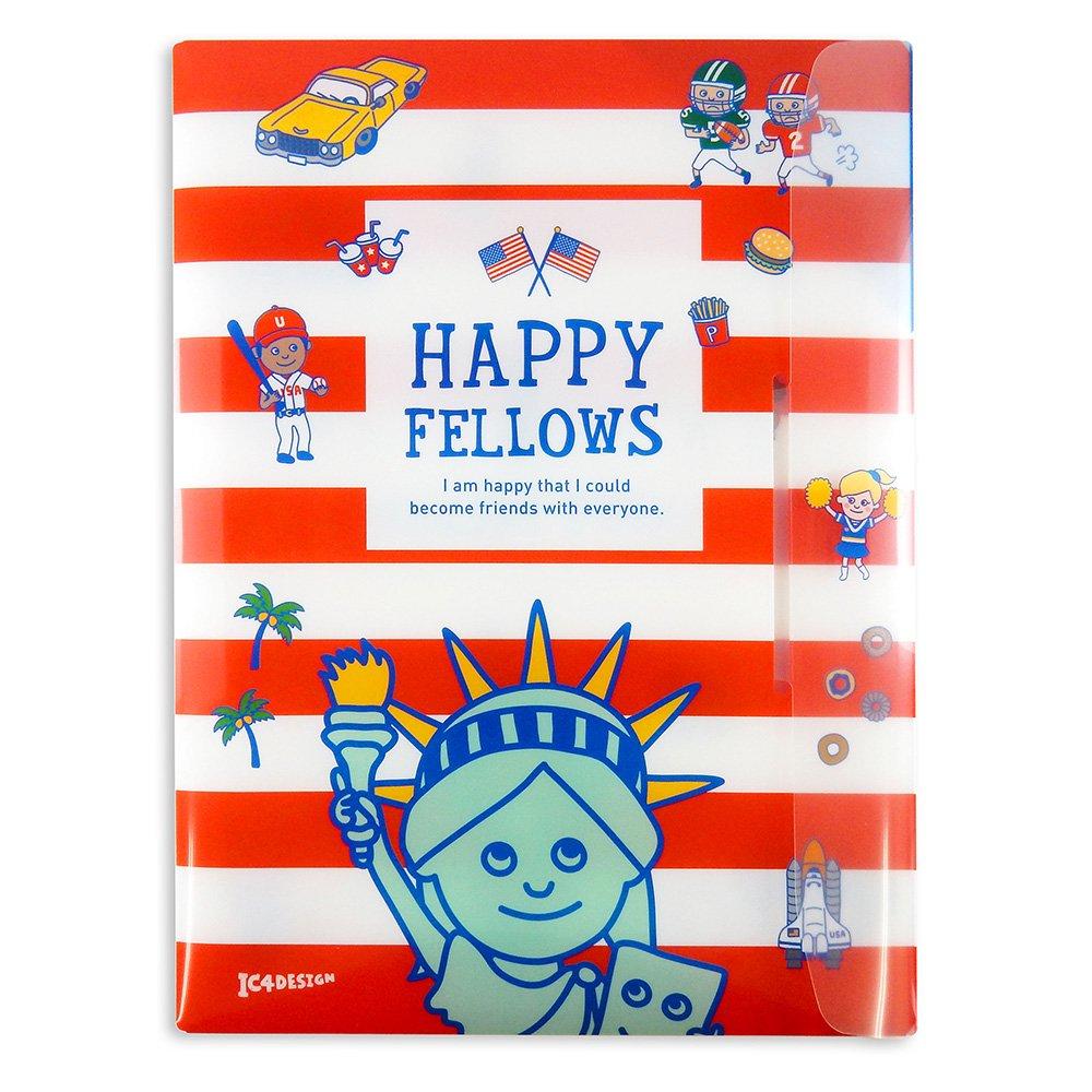 TIPS - ファイルケース / United States of America