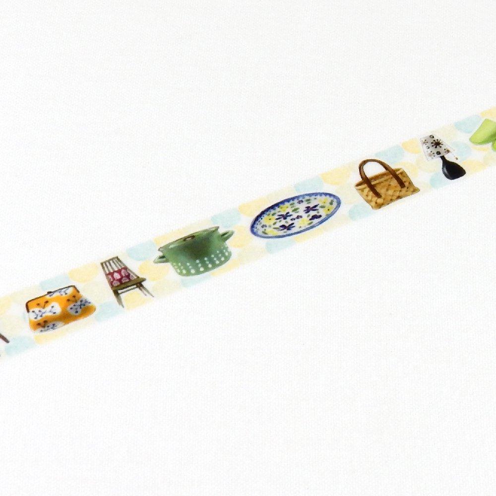 yano design - マスキングテープ series natural vol.3 / 北欧雑貨