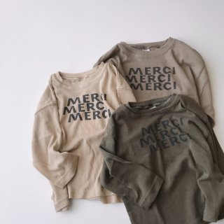 MERCI Tシャツ