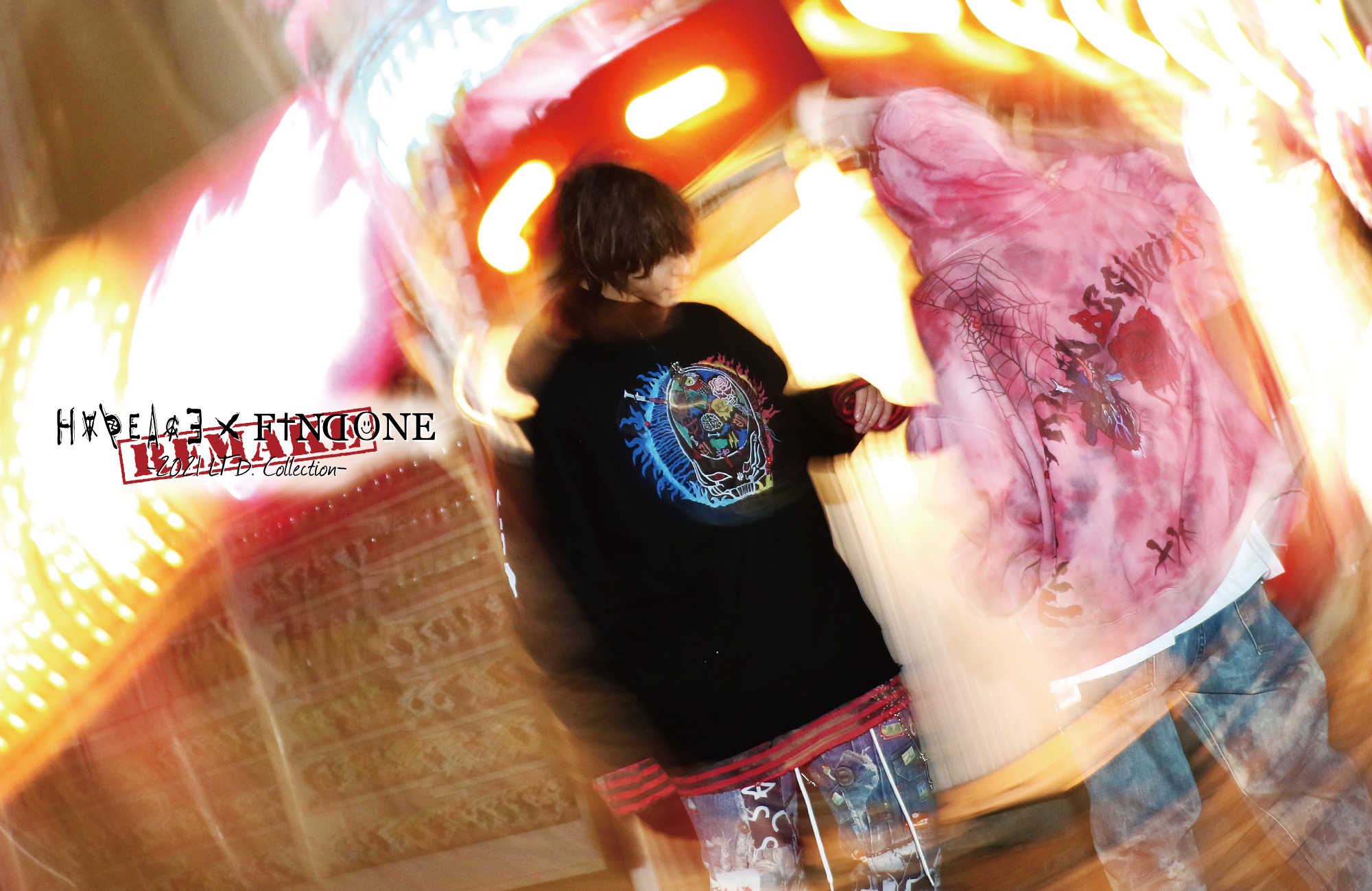 H∀PEAC∃×F1ND ONE 【-LIMITED Collection-】