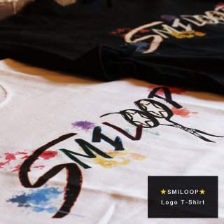 SMILOOP Logo T-Shirt