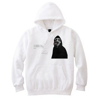 <img class='new_mark_img1' src='//img.shop-pro.jp/img/new/icons8.gif' style='border:none;display:inline;margin:0px;padding:0px;width:auto;' />IncentiveGreed Sensational Skeleton Hoodie WHITE