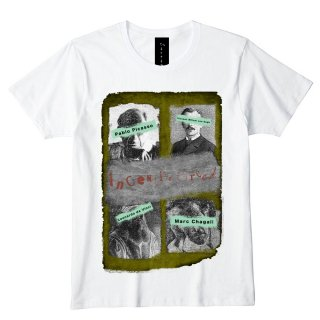 <img class='new_mark_img1' src='//img.shop-pro.jp/img/new/icons8.gif' style='border:none;display:inline;margin:0px;padding:0px;width:auto;' />IncentiveGreed God of the art T-shirt WHITE