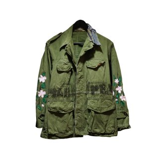 "【1時間限定発売】""Gloriosa"" LIMITED Military Jacket"