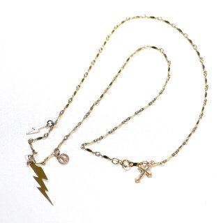 <img class='new_mark_img1' src='//img.shop-pro.jp/img/new/icons14.gif' style='border:none;display:inline;margin:0px;padding:0px;width:auto;' />KinCrossWorld LIGHTNING Necklace【typeーB】