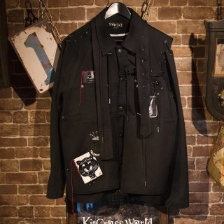 H∀PEAC∃ Transform Jacket