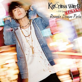 KinCrossWorld Remake Denim Parka