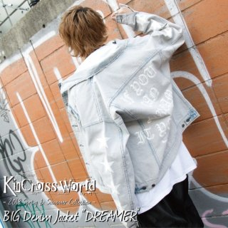 KinCrossWorld BIG Denim Jacket