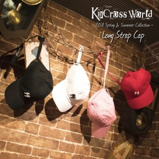 KinCrossWorld Long Strap  Cap