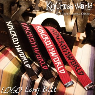 KinCrossWorld LOGO Long Belt