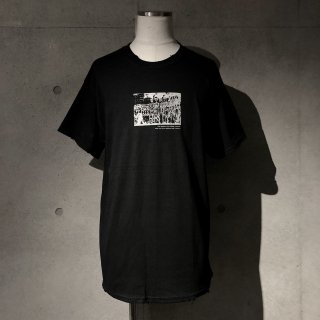 【7/7 22:00〜販売開始】RESURRECTION Street skull T-shirt